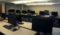 College of Business  Room 167. Click on photo for larger image.